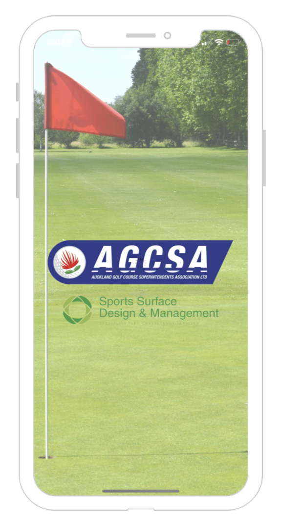 Auckland Golf Couse Mobile App